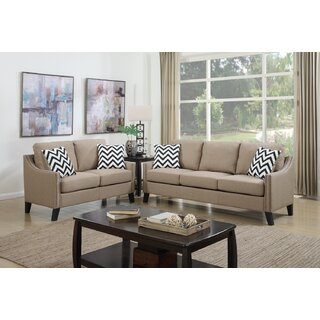 2 Piece Living Room Set by Infini Furnishings SKU:AB137759 Buy