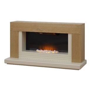 Aidan Electric Fireplace By Metro Lane