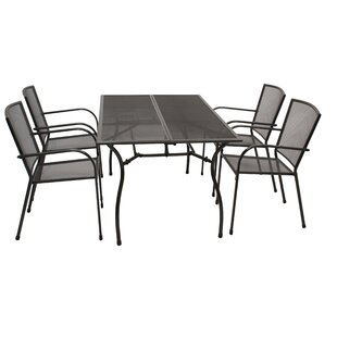 Waconia 4 Seater Dining Set By Sol 72 Outdoor