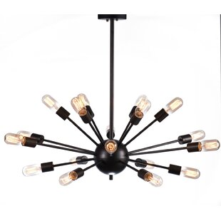 Langley Street Liliana 18-Light Sputnik Chandelier