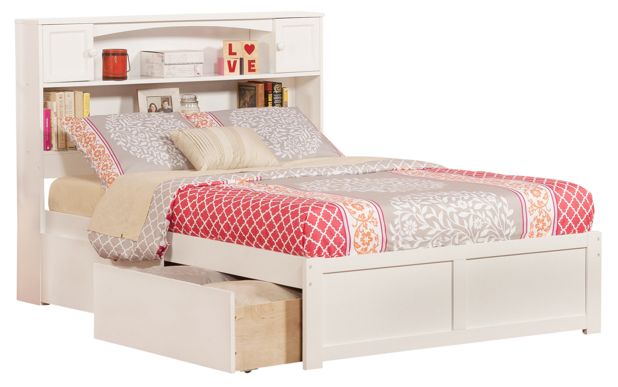Full Double Size Storage Beds You Ll Love In 2020 Wayfair