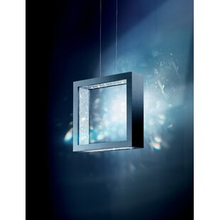 Swarovski ReveaLED Open 16-Light LED Kitchen Island Pendant