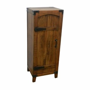 Ethan Antique 1 Door Accent Cabinet by Loon Peak