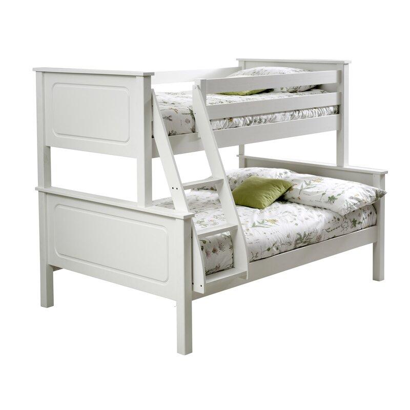 ca2b3903960f Just Kids Ashley Triple Sleeper Bunk Bed   Wayfair.co.uk