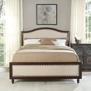 Lyell Upholstered Panel Bed