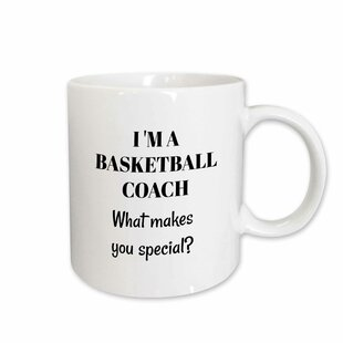 I'm a Basketball Coach What Makes You Special Coffee Mug