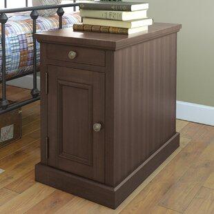 Ferranti End Table With Storage