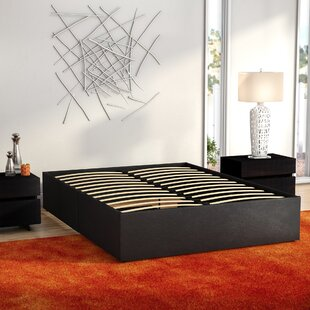 Zipcode Design Charlestown Upholstered Platform Bed
