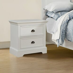 Appleby 2 Drawer Nightstand