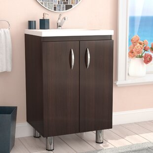 Top Koenig 18 Single Bathroom Vanity Set By Zipcode Design