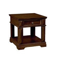 Parthena End Table by Darby Home Co