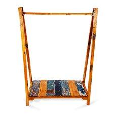 Lifeline Reclaimed Wood Coat Rack by EcoChic Lifestyles