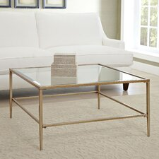 modern glass coffee tables | allmodern
