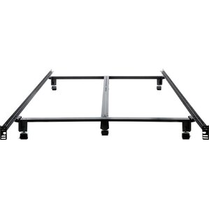 steelock super duty metal bed frame - Metal Bed Frames