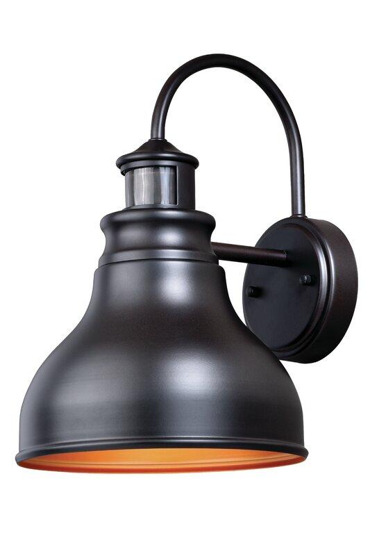 Delano Dualux 1 Light Outdoor Barn Light