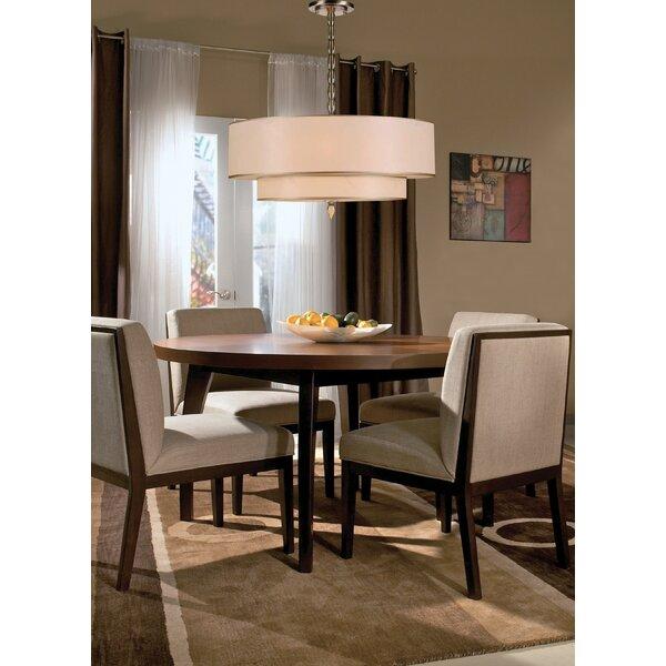 Crystorama Luxo Light Drum Chandelier  Reviews Wayfair - Dining room drum chandelier