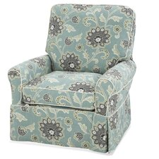 Liza Accent Glider Chair by Acadia Furnishings