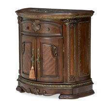 Bella Veneto 2 Drawer Nightstand by Michael Amini (AICO)