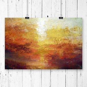 'Sun' by J.M.W. Turner Painting Print