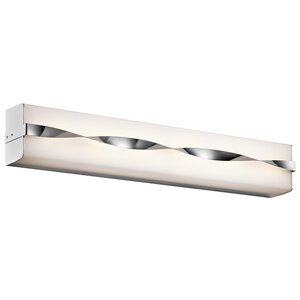 Shelburne 1-Light Bath Bar Wade Logan