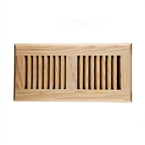 Image Wood Vents 5 6  x 11 5  Hickory Wood Self Rimming Vent Cover    Reviews   Wayfair. Image Wood Vents 5 6  x 11 5  Hickory Wood Self Rimming Vent Cover