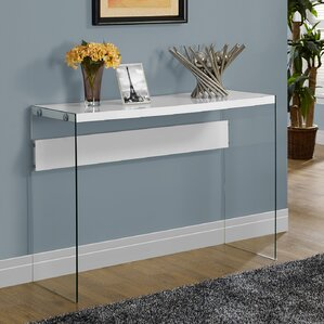 Lowell Reclaimed Wood Console Table
