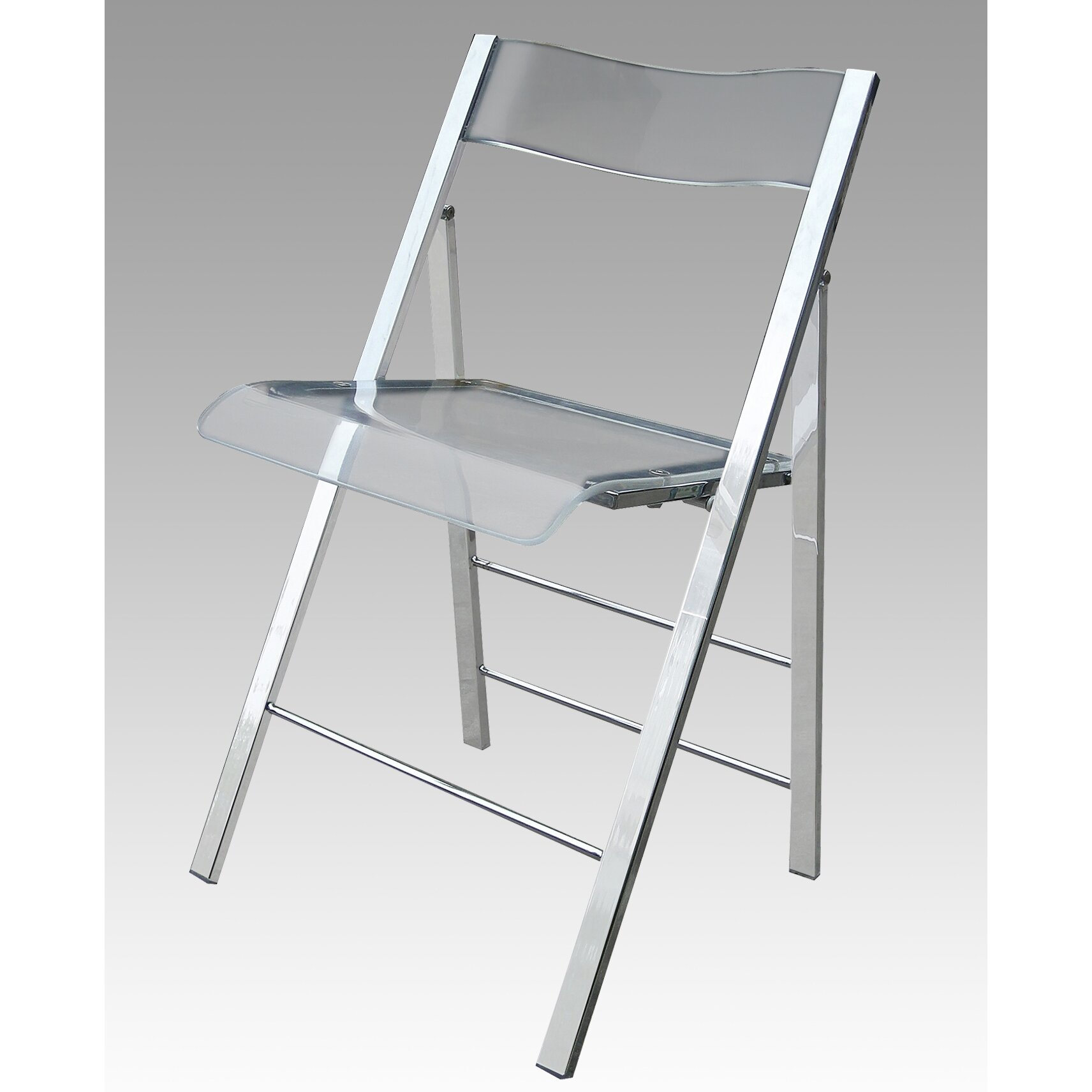 Lucite Desk Chair Instachair