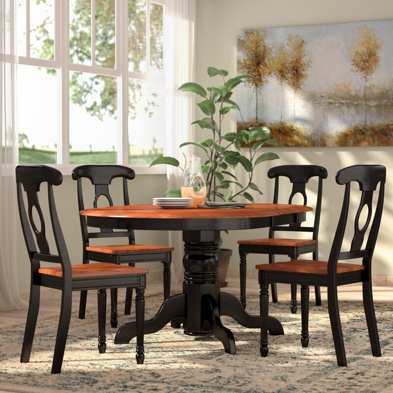 Queen Anne Kitchen & Dining Room Sets You\'ll Love | Wayfair
