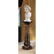 Opulent Versailles Pedestal Plant Stand by Design Toscano