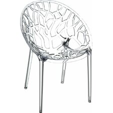 Crystal Barrel Chair by Siesta Exclusive