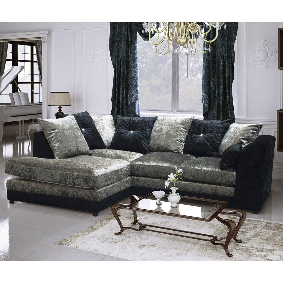 Fairmont Park Tocha 4 Seater Corner Sofa U0026 Reviews | Wayfair.co.uk,
