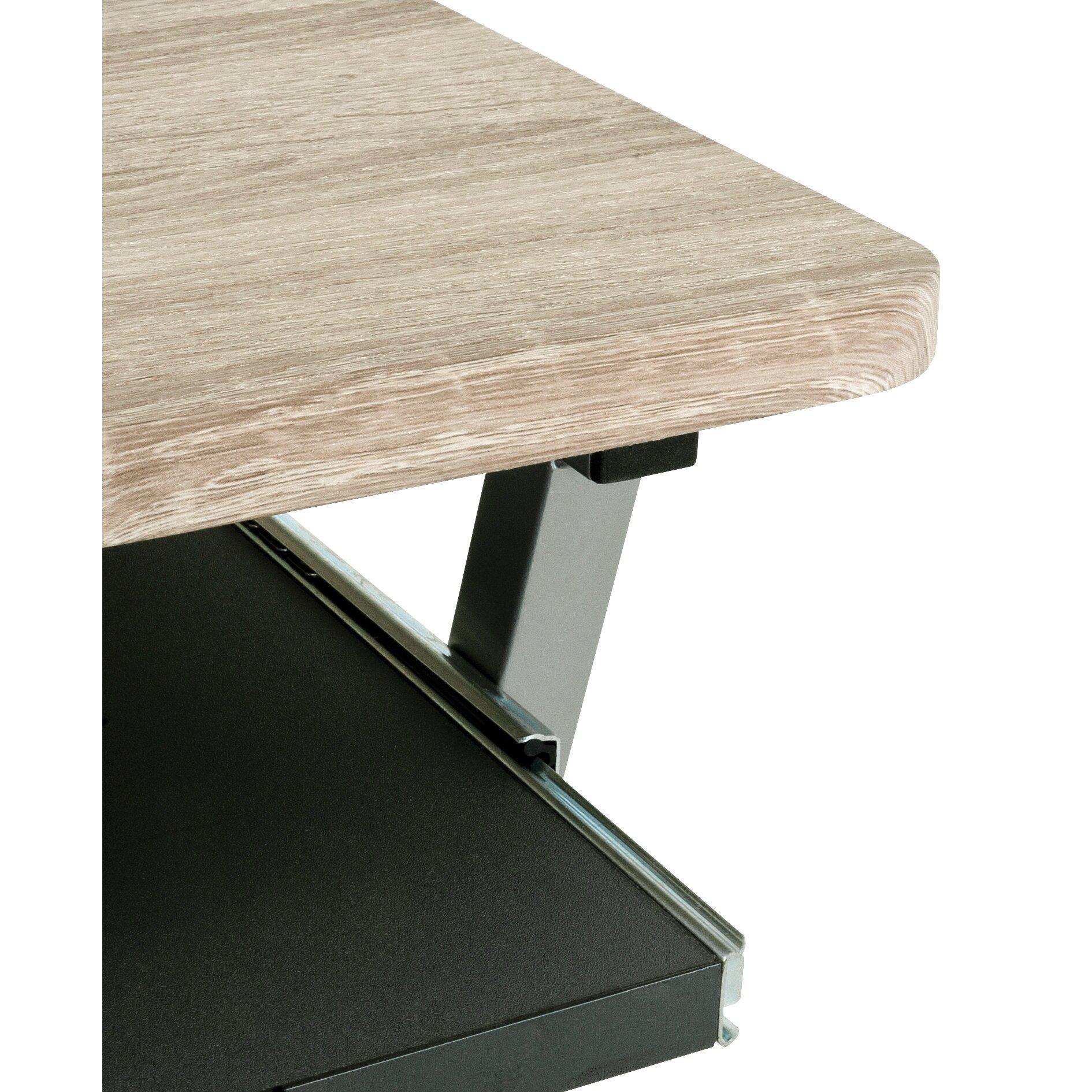 house additions computertisch mit tastaturauszug bewertungen. Black Bedroom Furniture Sets. Home Design Ideas