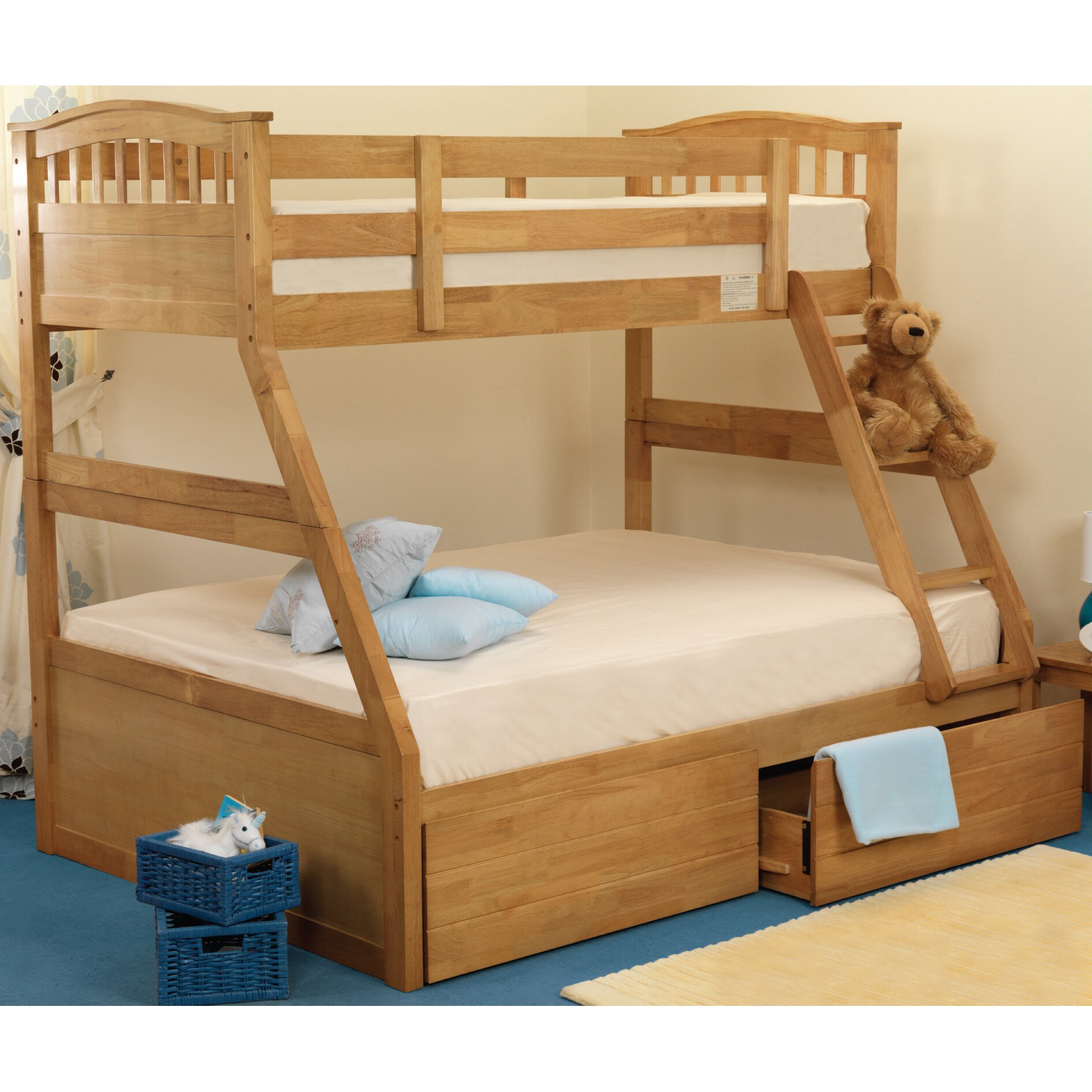 Bunk Bed Viv Rae Alabama Gypsyrose Triple Sleeper Bunk Bed Reviews