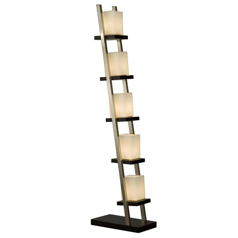Modern Floor Lamps, 10 Best Floor Lamps, Escalier Column Floor Lamp
