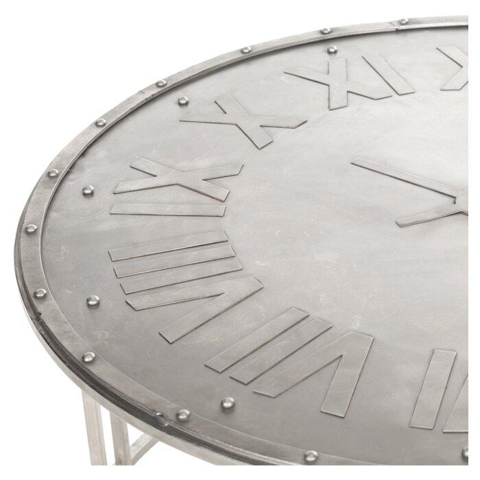 Fox Roman Clock Coffee Table - Safavieh Fox Roman Clock Coffee Table & Reviews Wayfair