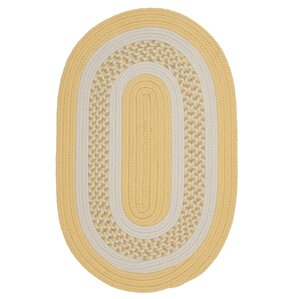 Germain Yellow/Gray Indoor/Outdoor Area Rug
