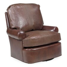 Davies Glide Swivel Armchair by Darby Home Co