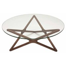 Star Coffee Table by Nuevo