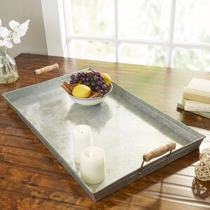 decorative trays you'll love | wayfair