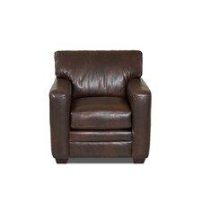 Carleton Club Chair by Wayfair Custom Upholstery