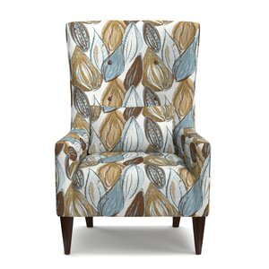 Lesley Shelter High Back Wingback Chair by Latitude Run