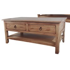 Rustic Coffee Table by American Heartland