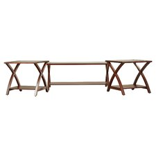 Beyers 3 Piece Coffee Table Set by Andover Mills