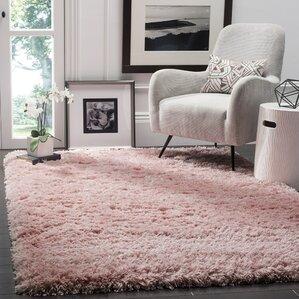 Hermina Light Pink Area Rug