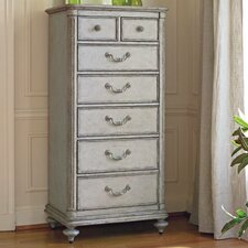 Arrondissement 7 Drawer Lingerie Chest by Stanley Furniture