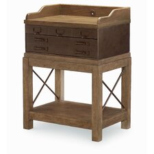 Brigadoon 2 Drawer Nightstand by Loon Peak