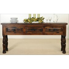Grand Castle Console Table by Aishni Home Furnishings