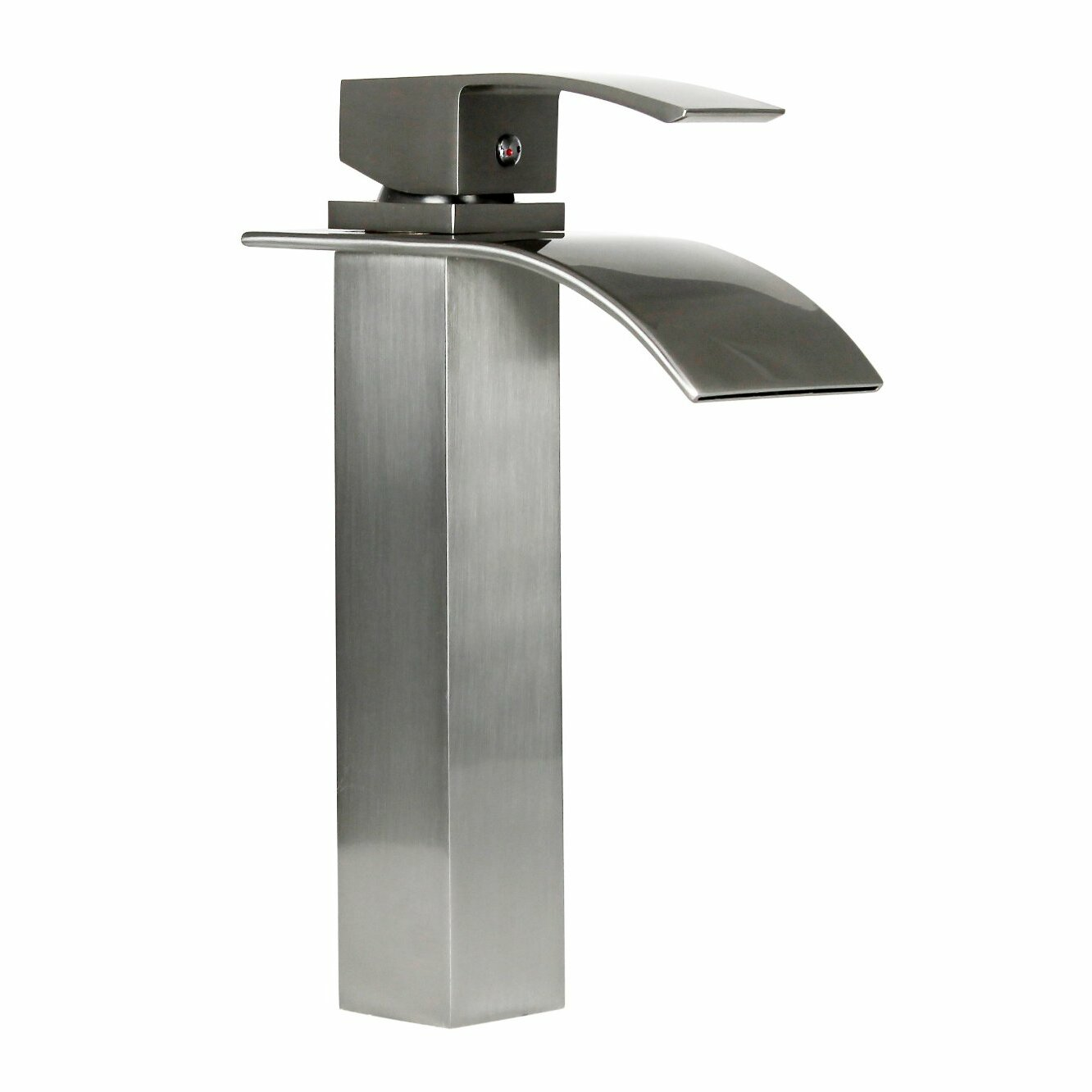 Dyconn Faucet Wye Modern Bathroom Vessel Sink Bathroom Faucet - Designer bathroom faucets