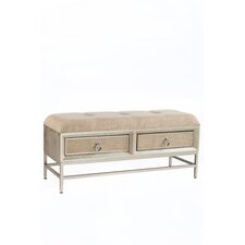 Cassidy Storage Entryway Bench by Statements by J