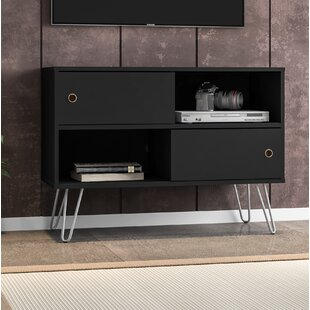 Price Check Kerby TV Stand for TVs up to 40 by Wrought Studio Reviews (2019) & Buyer's Guide